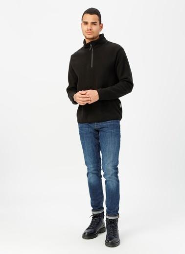 National Geographic Sweatshirt Siyah